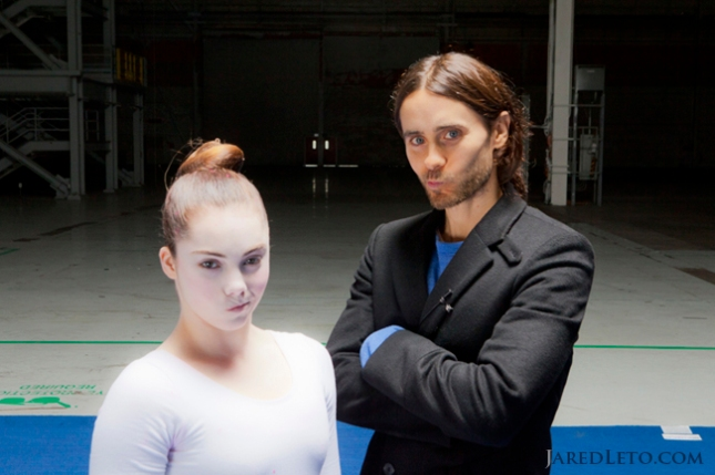 jared-leto-mckayla-maroney-unimpressed