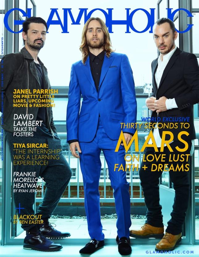 Glamoholic Magazine - June 2013