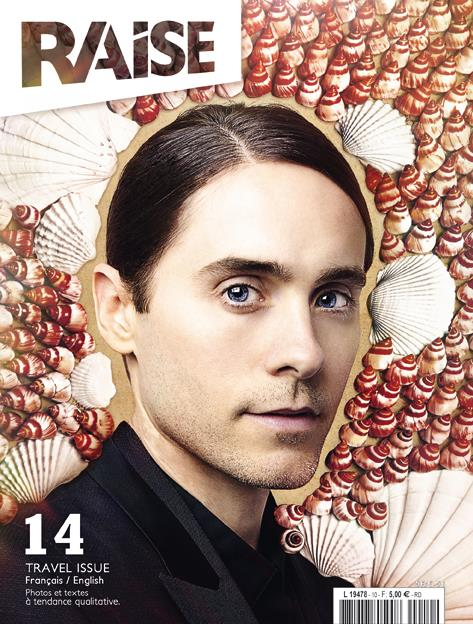 Jared  RAISE Magazine