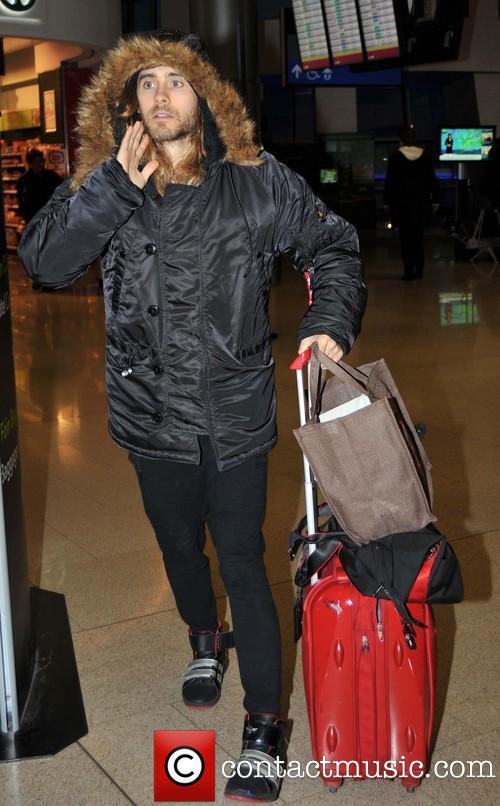 Llegada a  Dublin Airport - 25 Nov 2013