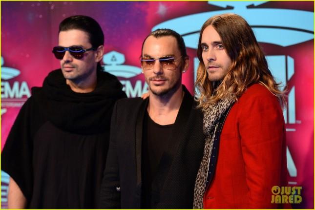 MTV EMA's 2013 -