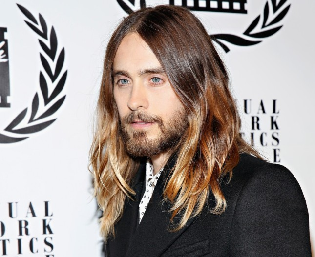 Jared en el 79th Annual New York Film Critics Circle Awards