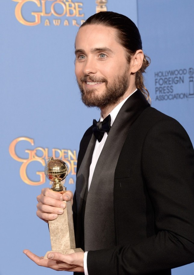 71st Annual Golden Globe Awards - Show - 12 Jan 2014