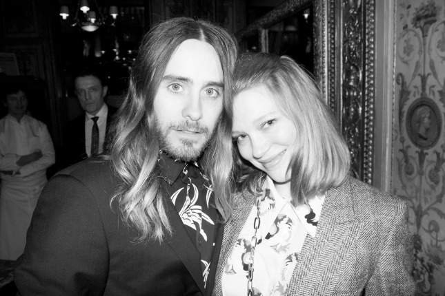 jared en paris 2014