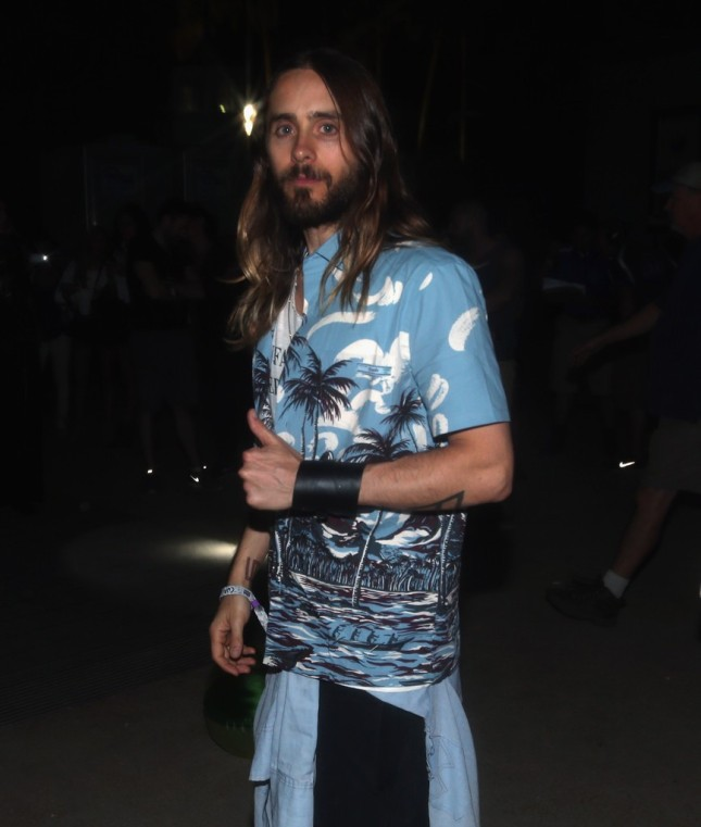 At Coachella - Day 1 - 11 April 20142