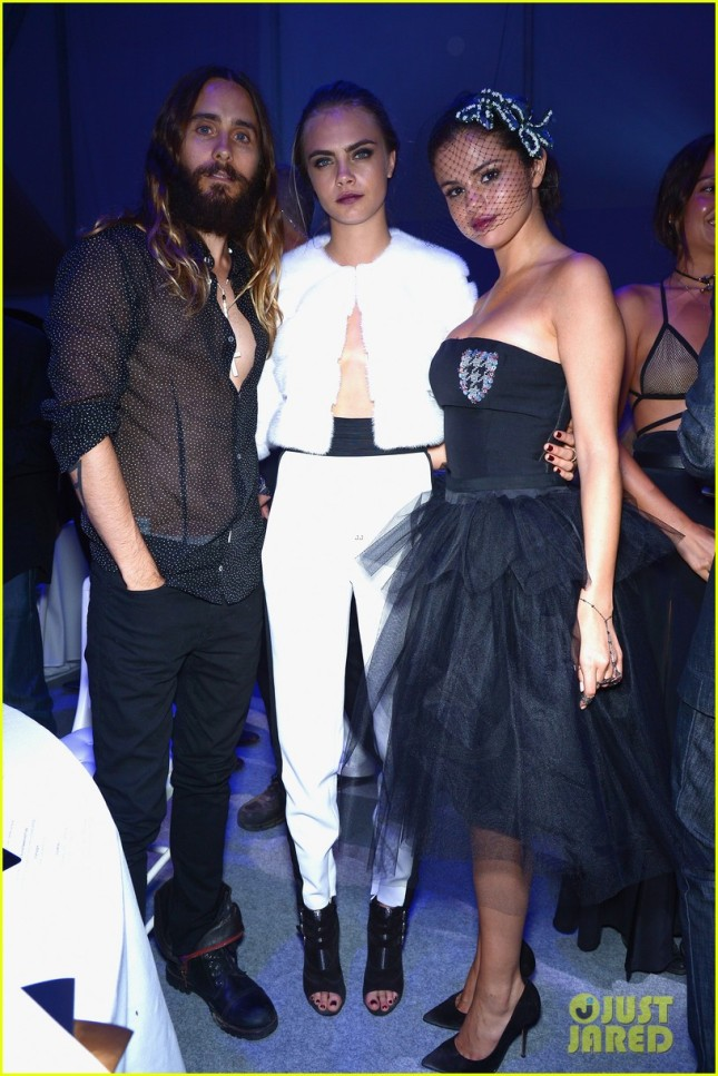 Jared & Shannon at Leonardo DiCaprio Foundation Gala