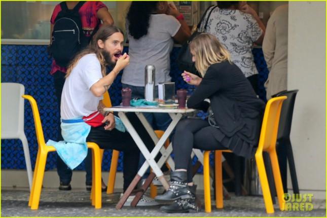 Jared Leto en Rio de Janeiro - 20 Oct 20142