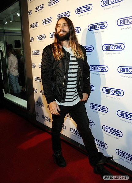 Rimowa NYC Store Grand Opening - 28 Oct 20142