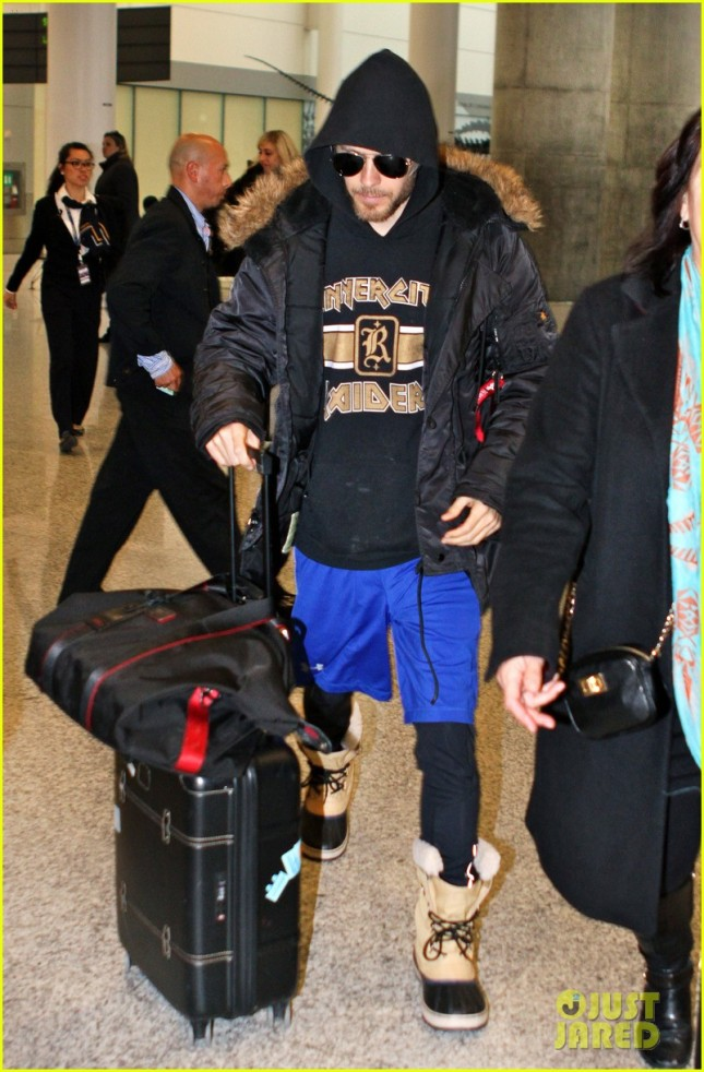 At Toronto Airport - 05 April 20151