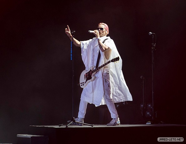 30 Seconds to Mars - Dubai - 25 Sep 2015