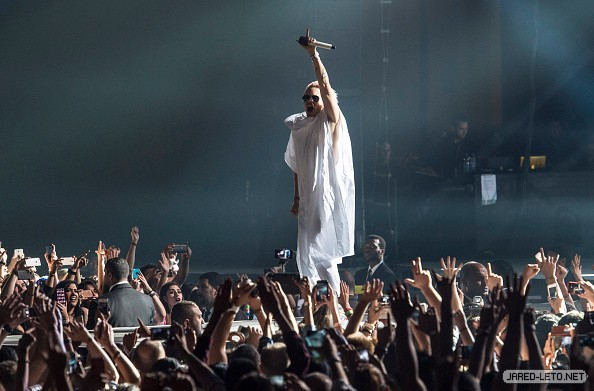 30 Seconds to Mars - Dubai - 25 Sep 20151
