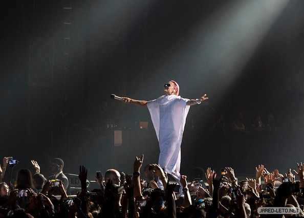 30 Seconds to Mars - Dubai - 25 Sep 20152
