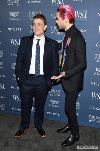 WSJ Magazine 2015 Innovator Awards - New York - 04 Nov 20157